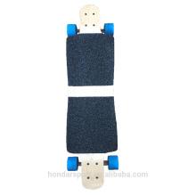Skate de madeira longo e côncavo para Longboard