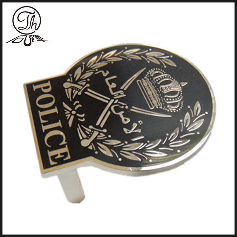 Police Pin Badge
