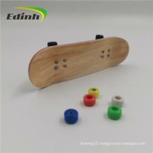 Mini Finger Skateboard Wooden Finger Board Bearings