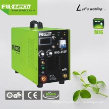 Advanced IGBT Inverter MIG soldador com alimentador de fio separado (MIG-200F / 250F / 315F)