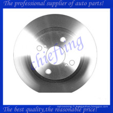 MDC751 94845072 DF2643 94846328 4243112090 107680 pour chevy disques de disques de frein