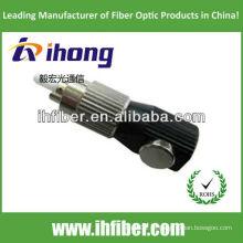 Tipo de fibra redonda sem fio FC com caixa metálica