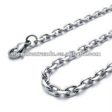 Jóias de colares da amizade das colares da forma de 2013 forma para a colar conhecida da corrente dos homens