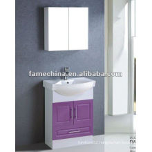 MDF Bathroom Cabinet floor touched cabinet,medicine cabinet
