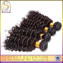 Китай Топ 10 афро кудрявый волос ткать лучшие продажи продуктов в Америке