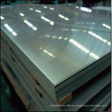 ASTM 304 Edelstahlblech mit hoher Qualität