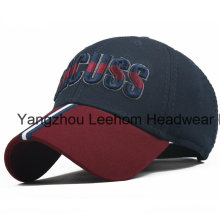3D Embroidery Fashion Fitting Cotton Sport/Baseball Cap