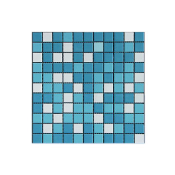 Mosaico di piastrelle da piscina 48mm decorativo