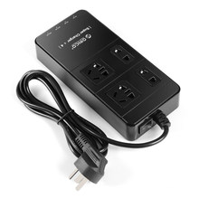 ORICO TPC-4A4U outlets multi-functional surge protector with USB hub