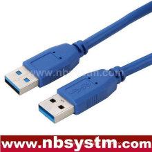 USB 3.0 Kabel Ein Mann zu einem Mann für Telefoncomputer