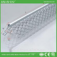 Защита гипсокартона железная штукатурка проволочная сетка угловой протектор