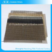 tissu de maille de fibre de verre résistant aux produits chimiques hautement résistant à la température