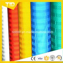 Láminas reflectantes de alta intensidad T3400 con acrílico para seguridad vial