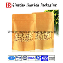 High Quality Paper/Plastic Packaging Dry Fruit Bag