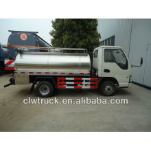3000L mini milk truck,milk tanker truck for sale