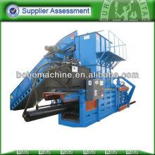 Automatic hay baling machine