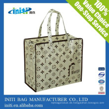 Modische Werbe-Zip Es Tasche Zipper Tasche mit Fabrik Preis