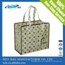 Fabriqué en Chine à bas prix qualité Sac à glissière jetable pour l'emballage