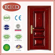 Residential Security Metal Door KKD-324 with SONCAP/CE/BV
