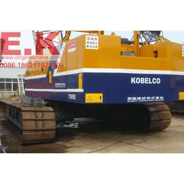 Kobelco 7055 Lattice Boom Crane 50ton Crawler Crane (7055)