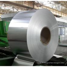 Feuillard d'aluminium pour les PRELIMINAIRE