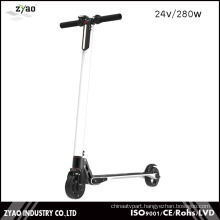 Carbon Fiber Scooter The Lightest Electric Scooter From Original Factory