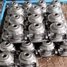 Cast Ductile Iron Turbocharger Housing Parts