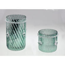 2016 New Design Glass Candle Holder