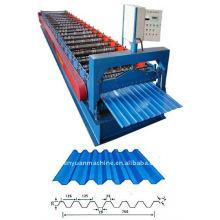 Perfil Trapezoidal e Máquina de Perfil de Azulejo para Telhados