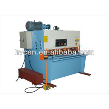 Máquina de corte hidráulica hecha en casa qc12y-6x1600