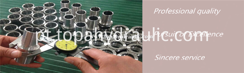 Hydraulic Hose Fitting Inspection