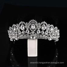 2020 Fancy wedding rhinestone bridal crowns tiaras