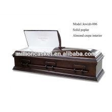Cercueil de crémation juif juif-006