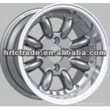 13 polegadas bbs lindas rodas de liga leve para carros