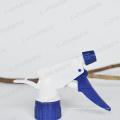 Weißer Plastikhandauslöser-Sprühkopf für Flasche