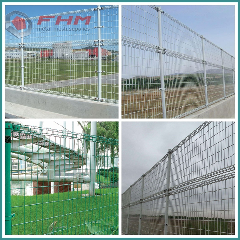 Double Circle Fence