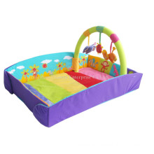 Novo design de Stuffed Baby Playmat / Baby Gym / Play Bed