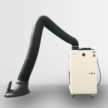 Portable Filter Extractor for CO2 Shielded Arc Welding