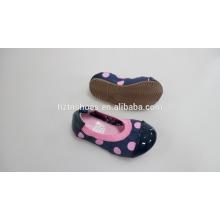 Meninas Foldable Ballet Flats Atacado Bonito Kids Ballerina Shoes