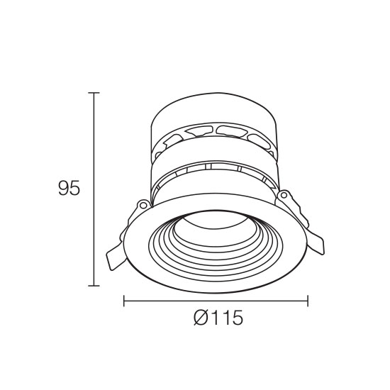 LED Downlight Types