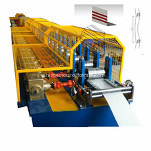 Anti Fire Door Shutter Roll vormen Machine
