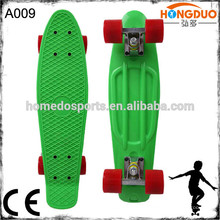 4 Räder Kreuzer komplett Mini Fisch Skateboard