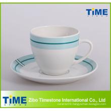 2014 New Design Tea Cup and Saucer