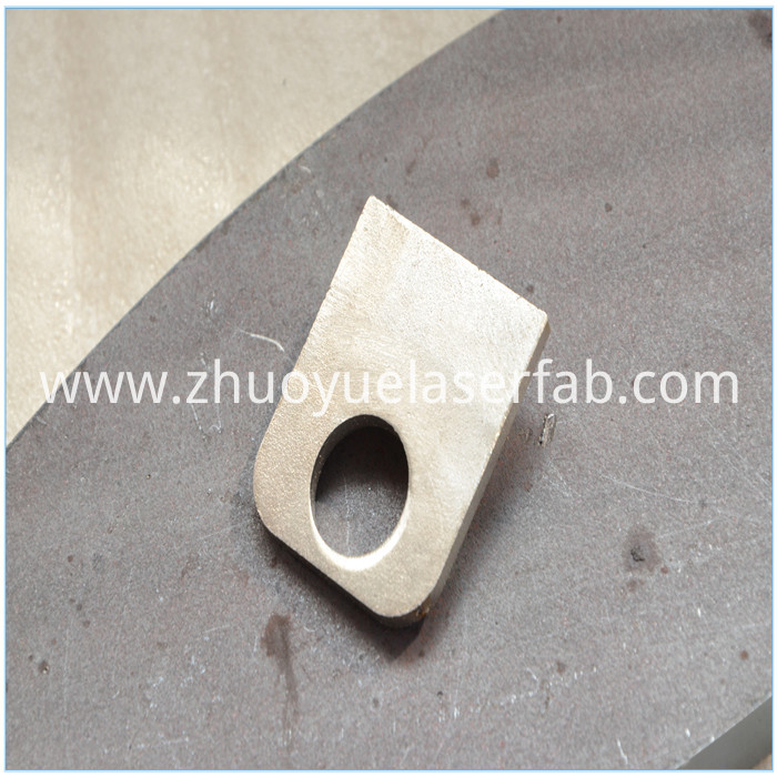 OEM stainless steel laser cutting