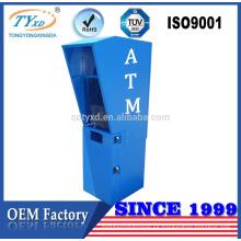 Gabinetes de cajero automático de metal barato de Cutom