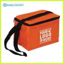 Promotion Polyester 6 Can Capacity Insulated Beer Cooler Bag