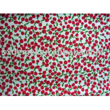 more than five hundred patterns cherry print fabric