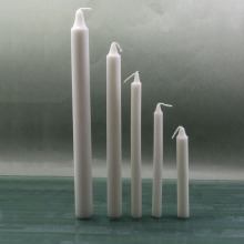 Hot unscented religious activity Sale White Candle