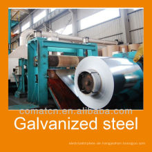Qualitativ hochwertige galvanisierte Stahlspule Toleranz: über + - 10 %