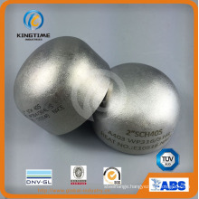 Ss Steel Cap Wp316/316L Stainless Steel Pipe Fitting (KT0075)
